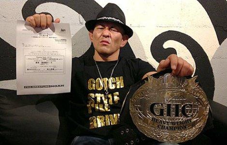 Credit: New Japan Pro Wrestling