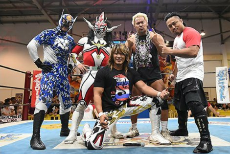 Credit: New Japan Pro Wrestling