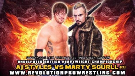 Credit: Revolution Pro Wrestling